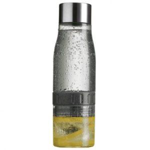 Vattenflaska med tryck
