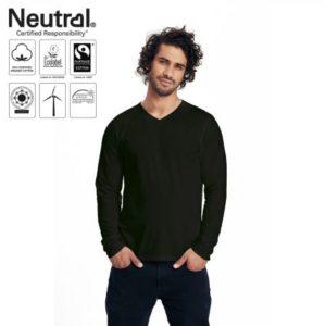 Långärmad T-shirt från Neutral